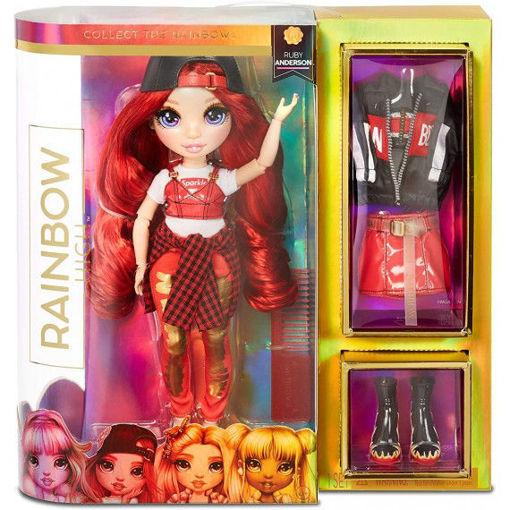Rainbow High Ruby Anderson Fashion doll