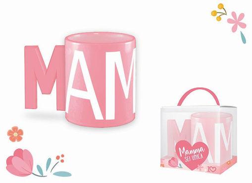 Tazza Mamma Rosa in confezione regalo