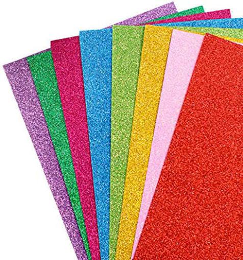 Foglio Crepla Glitterata