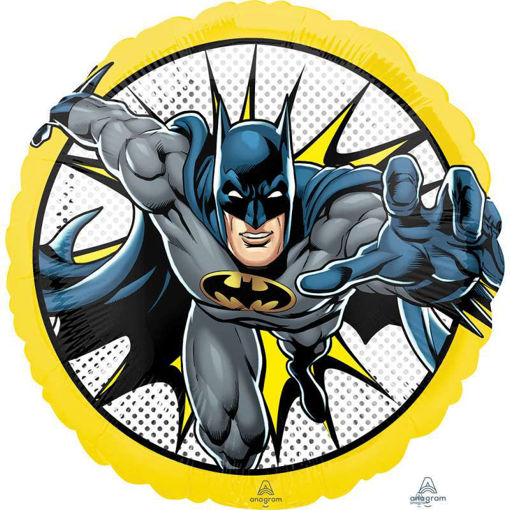 Palloncino Mylar 18'' 45 cm Batman