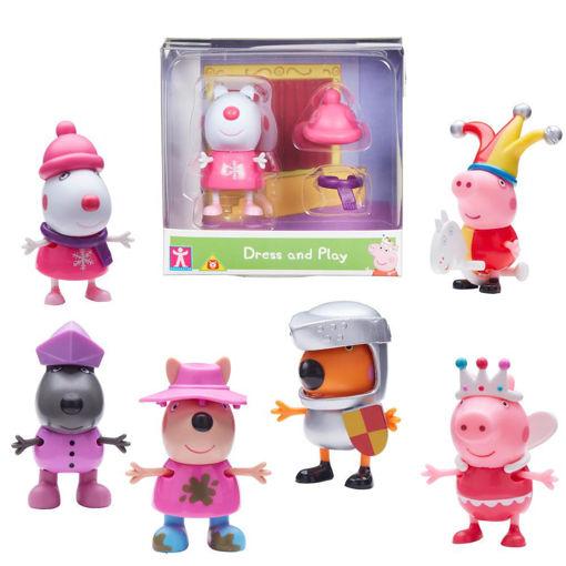 Peppa Pig personaggio più accessori