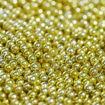 Happy Sprinkles Gold Metallic Pearls 90 grammi