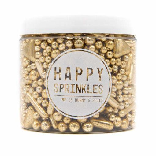 Happy Sprinkles Vintage Gilding 200 grammi