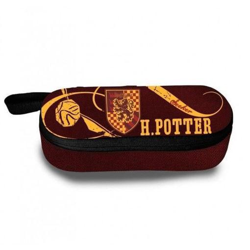 Astuccio Ovale Harry Potter Grifondoro