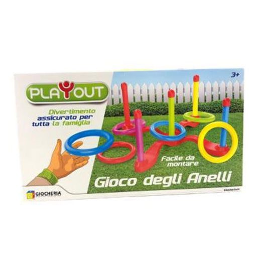 Play Out Gioco degli Anelli