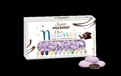 Confetti Maxtris Choco Nuance Lilla 1 Kg