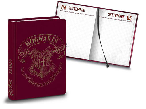 Diario Harry Potter Grifondoro