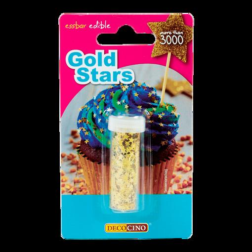 Polvere di Stelle Oro alimentari - più di 3000 stelle