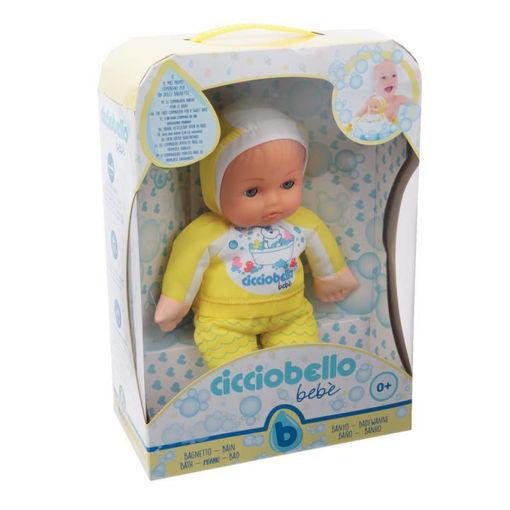 Cicciobello Bebè Primo Bagnetto