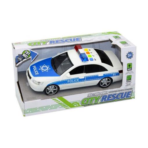 Auto Police luci e suoni