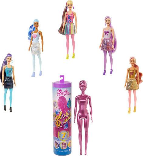 Barbie Color Reveal Metallic
