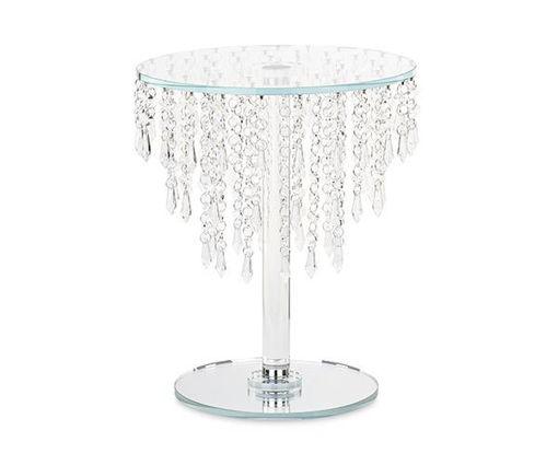 Alzata con Cristalli 35 cm