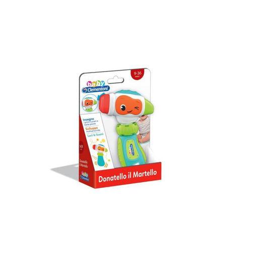 Donatello il Martello Baby Clementoni