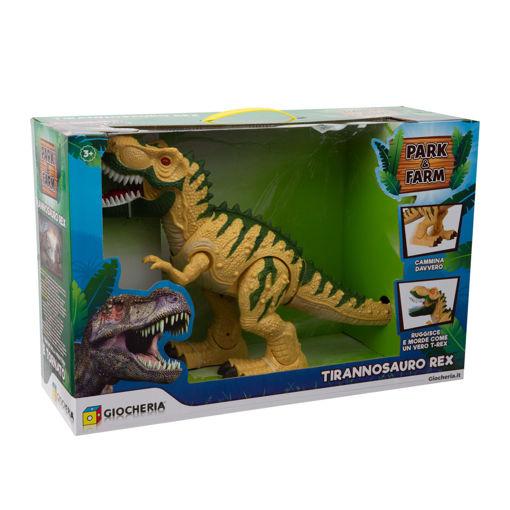 T Rex con Funzione Camminante