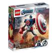 Lego Armatura Mech di Capitan America