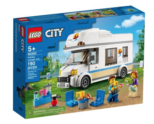 Lego City Camper delle Vacanze