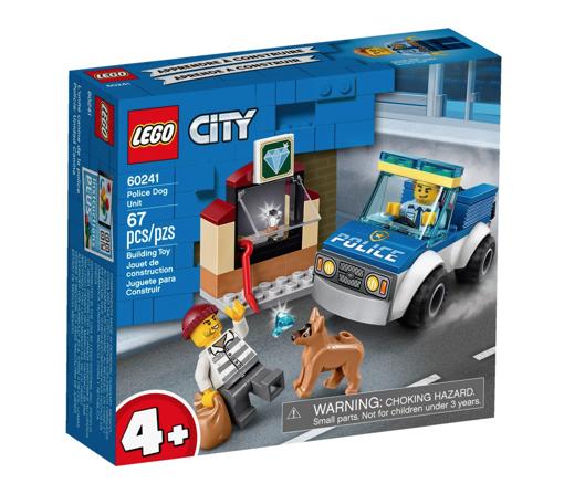 Lego City Unità cinofila della polizia