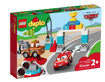 Lego Duplo Cars Il Giorno della Gara di Saetta McQueen