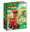 Lego Duplo Il Trattore della Fattoria e i Suoi Animali