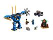 Lego Ninjago Electro-Mech di Jay