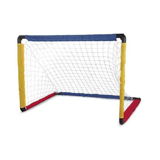 Porta da Calcio 60x60x90 cm con pallone