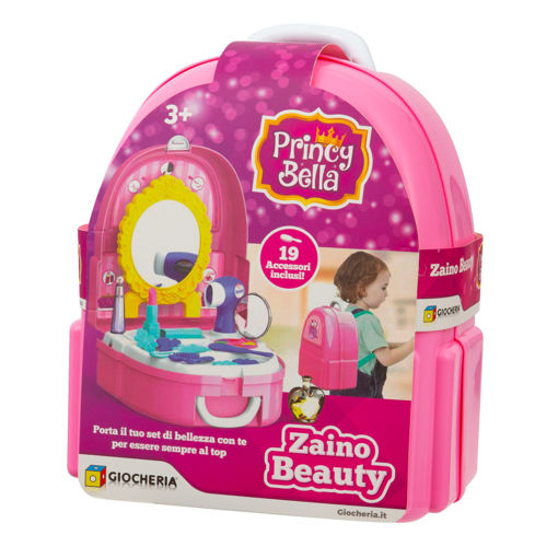 Princy Bella Valigetta zaino Beauty con accessori