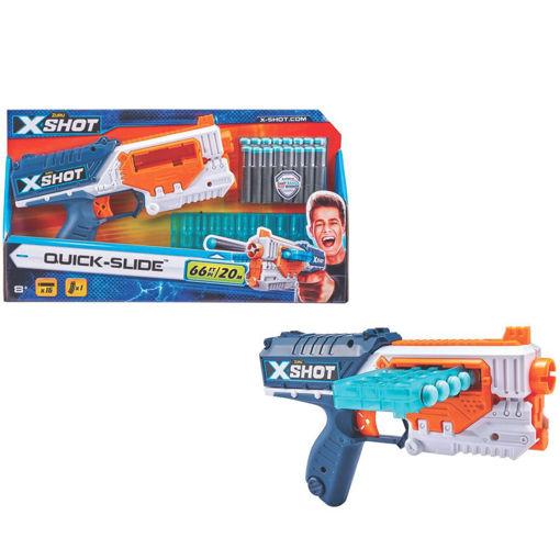 X-Shot Quick-slide 27 metri