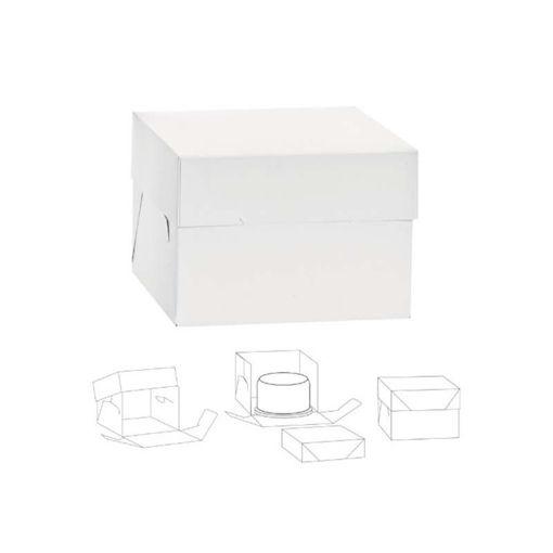 Immagine di Box per Dolci 30,5x30,5x25 cm