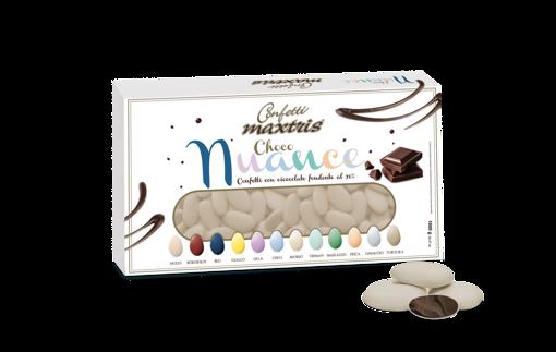 Confetti Maxtris Choco Nuance Tortora 1 kg