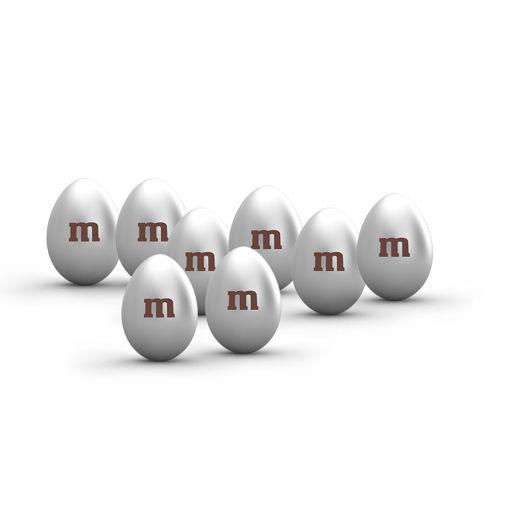 Sacchetto M&M's con arachidi Bianco 500 grammi