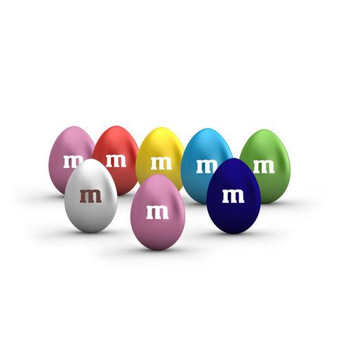 Sacchetto M&M's con arachidi Mix Color 500 grammi