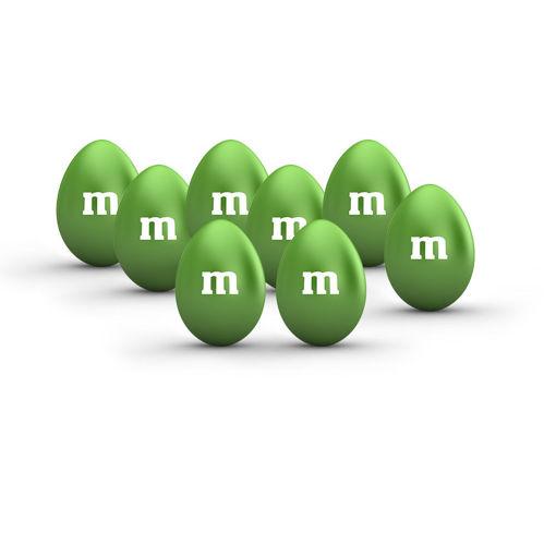 Sacchetto M&M's con arachidi Verde 500 grammi