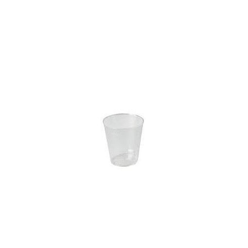 Bicchieri Trasparenti per Liquore 40/50 ml 50 pezzi