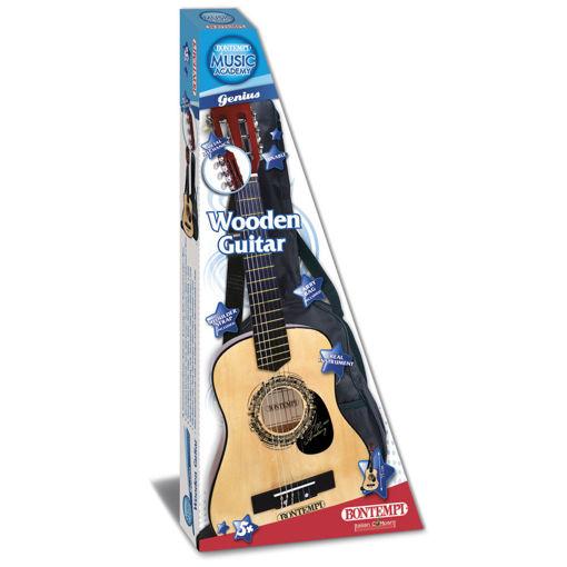 Chitarra classica in legno 75 cm con borsa
