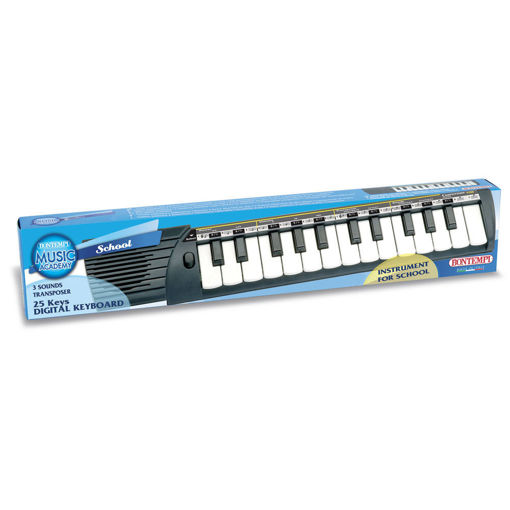 Tastiera digitale con 25 tasti