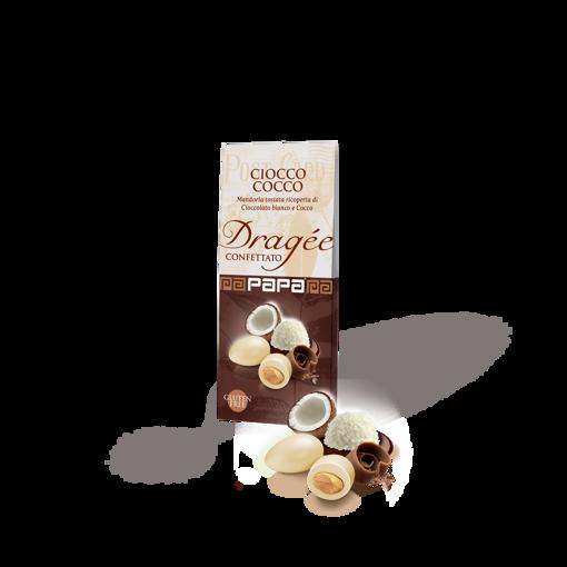 Papa Dragee Ciocco Cocco 100 grammi