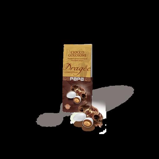 Papa Dragee Ciocco Golosone Bianco 100 grammi