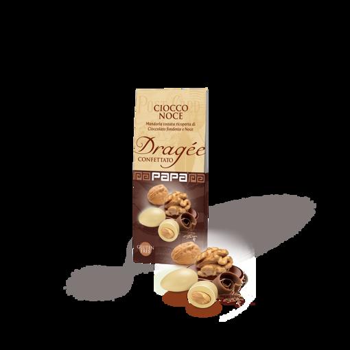 Papa Dragee Ciocco Noce 100 grammi