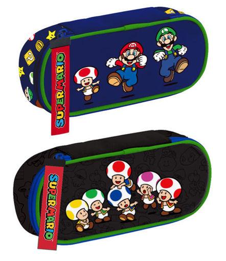 Astuccio Ovale Super Mario