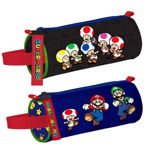 Astuccio Tombolino Super Mario