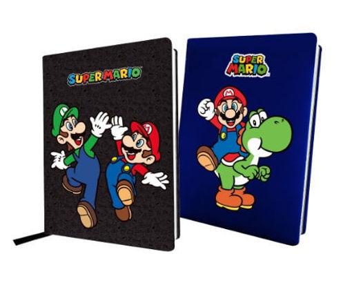 Diario Standard Super Mario