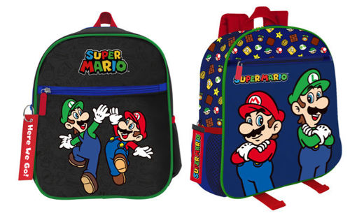 Zaino Asilo Super Mario
