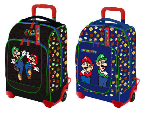 Zaino Trolley Special Super Mario