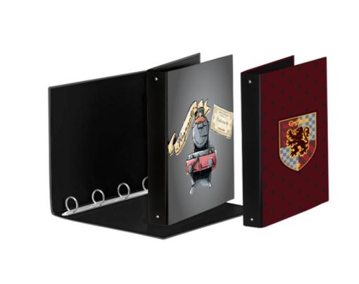Copertina ad Anelli Maxi A4 Harry Potter