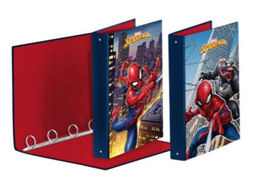 Copertina ad Anelli Maxia A4 Spiderman