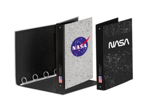 Copertina ad Anelli Maxia A4 NASA