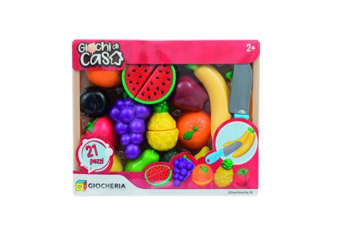 Cassetta Frutta Affetta con Coltello