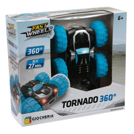 Tornado Veicolo radiocomando Flip Over
