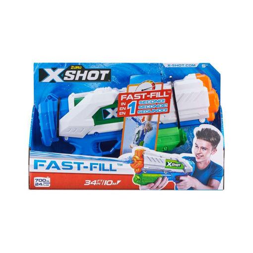 Zuru X-Shot Fast Fill Spara Acqua a 10 metri