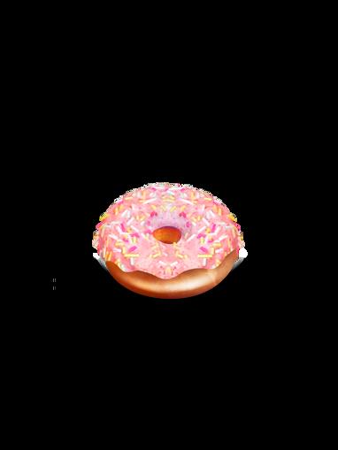 Donuts Fragola 37 grammi